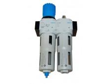 Фильтр воздушный с лубрикатором Festo LFR-D-Midi